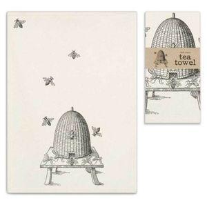 Bee Skep - Farmhouse Tea Towel